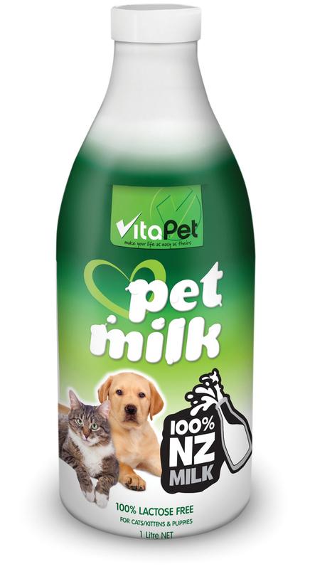 Vitapet: Pet Milk Bottle (1L)