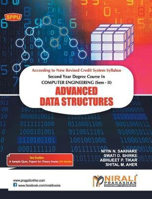 Advanced Data Structures by Nitin N Sakhare