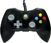 Mad Catz Gamepad - Black for Xbox 360