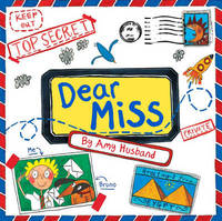 Dear Miss by Amy Husband image