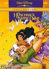 The Hunchback of Notre Dame on DVD