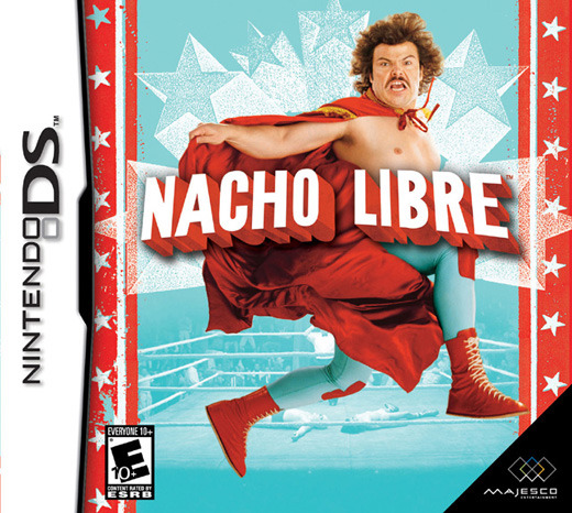 Nacho Libre for Nintendo DS