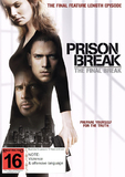 Prison Break: The Final Break DVD