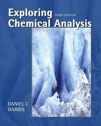 Exploring Chemical Analysis by Daniel C Harris image