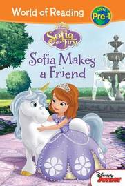 Sofia the First: Sofia Makes a Friend by Catherine Hapka