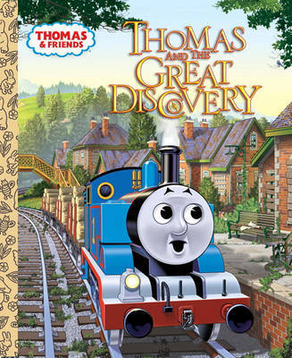 Thomas and the Great Discovery (Thomas & Friends) by W. Awdry