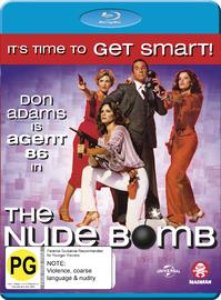 The Nude Bomb - Aka The Return Of Maxwell Smart on Blu-ray
