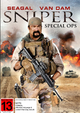 Sniper: Special Ops on DVD