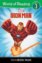 This is Iron Man by Disney Book Group