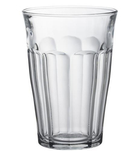 Duralex Glassware - Clear Glass Picardie Tumbler 360ml - Set of 6