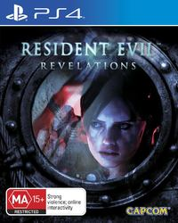 Resident Evil: Revelations for PS4