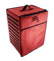 Battle Foam: P.A.C.K. 1520 XL Molle Half Pluck Foam Load Out (Red)