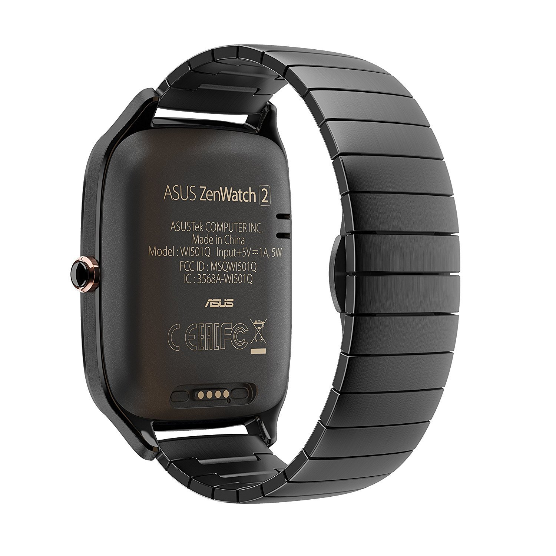 ASUS: Zenwatch 2 - Gunmetal image