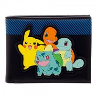 Pokemon: Starter Group - Bi-Fold Wallet