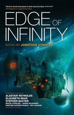 Edge of Infiinity: Fourteen New Short Stories by Peter F Hamilton image