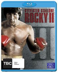 Rocky II on Blu-ray