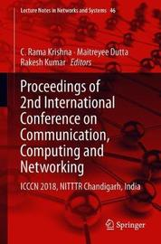 Proceedings of 2nd International Conference on Communication, Computing and Networking image