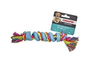 Chomper Rope With Spiral TPR