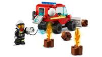 LEGO City: Fire Hazard Truck - (60279)