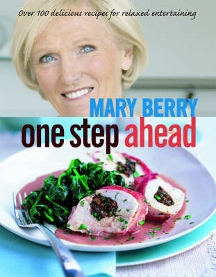 One Step Ahead by Mary Berry image