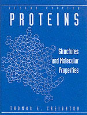 Proteins by Thomas E. Creighton image