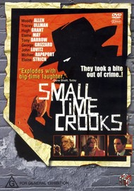 Small Time Crooks on DVD image