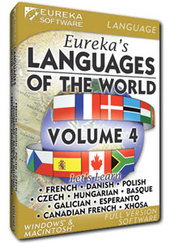 Eureka's Languages of the World Volume 4