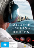 Miracle Landing on the Hudson on DVD