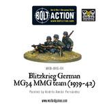 Blitzkreig German - MG34 MMG team