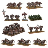 Kings of War Ogre Mega Army