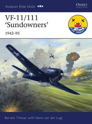 VF-11/111 'Sundowners' 1943-95 by Barrett Tillman image