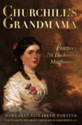 Churchill's Grandmama by Margaret E. Forster image