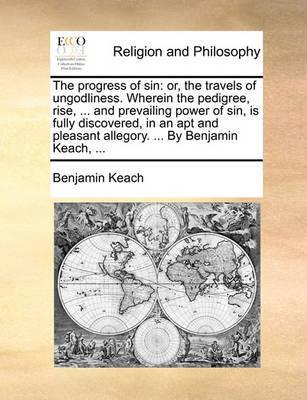 The Progress of Sin by Benjamin Keach image