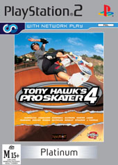 Tony Hawk 4 for PlayStation 2