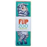 Crocodile Creek: Flip Zoo 3pcs Magnetic Block Puzzle - African Animals