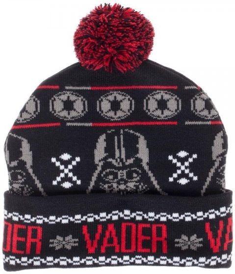 1b7befb294c Star Wars  Darth Vader - Pom Beanie image