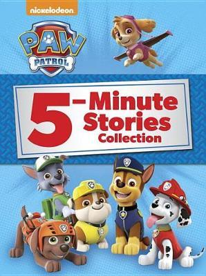 Paw Patrol 5-Minute Stories Collection (Paw Patrol) image