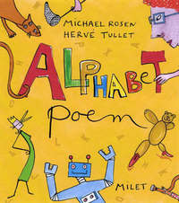 Alphabet Poem by Michael Rosen image