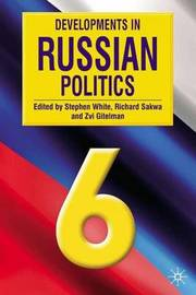 Developments in Russian Politics image