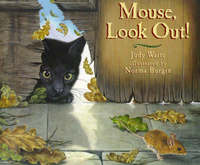 Mouse, Look Out! by Judy Waite image