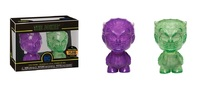 Joker (Purple & Green) - Hikari XS Vinyl Figure 2-Pack