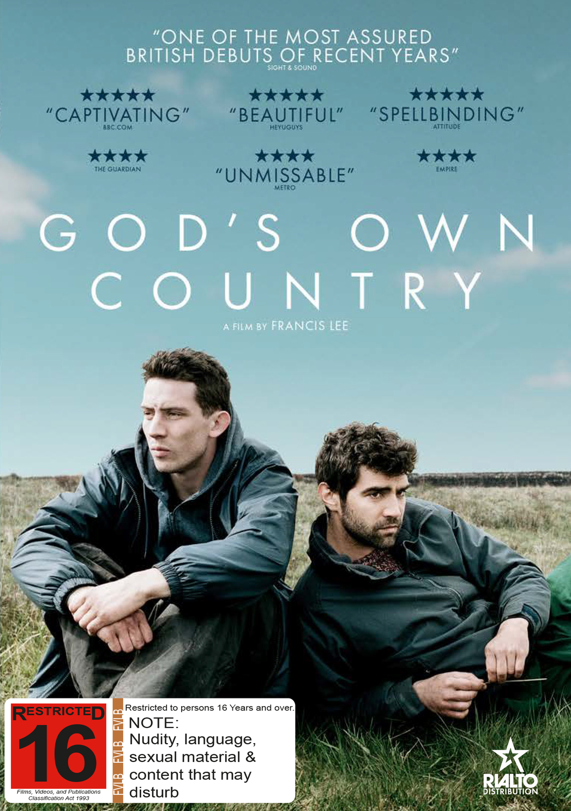 God's Own Country on DVD image