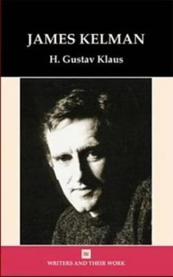 James Kelman by H.Gustav Klaus image
