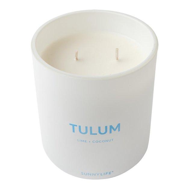 Sunnylife Scented Candle - Tulum