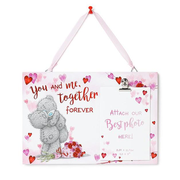 Me to You: Valentine's Photo Plaque (2020)