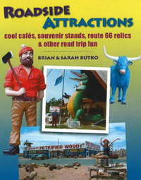 Roadside Attractions by Brian A. Butko image