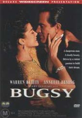 Bugsy on DVD