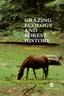 Grazing Ecology and Forest History image