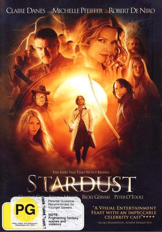 Stardust on DVD