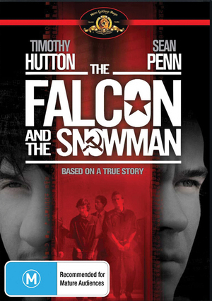 Falcon And The Snowman (New Packaging) on DVD image